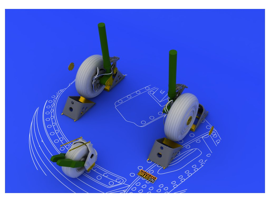 Suchoj Su-27 kolesá (Academy/ Eduard) 1:48