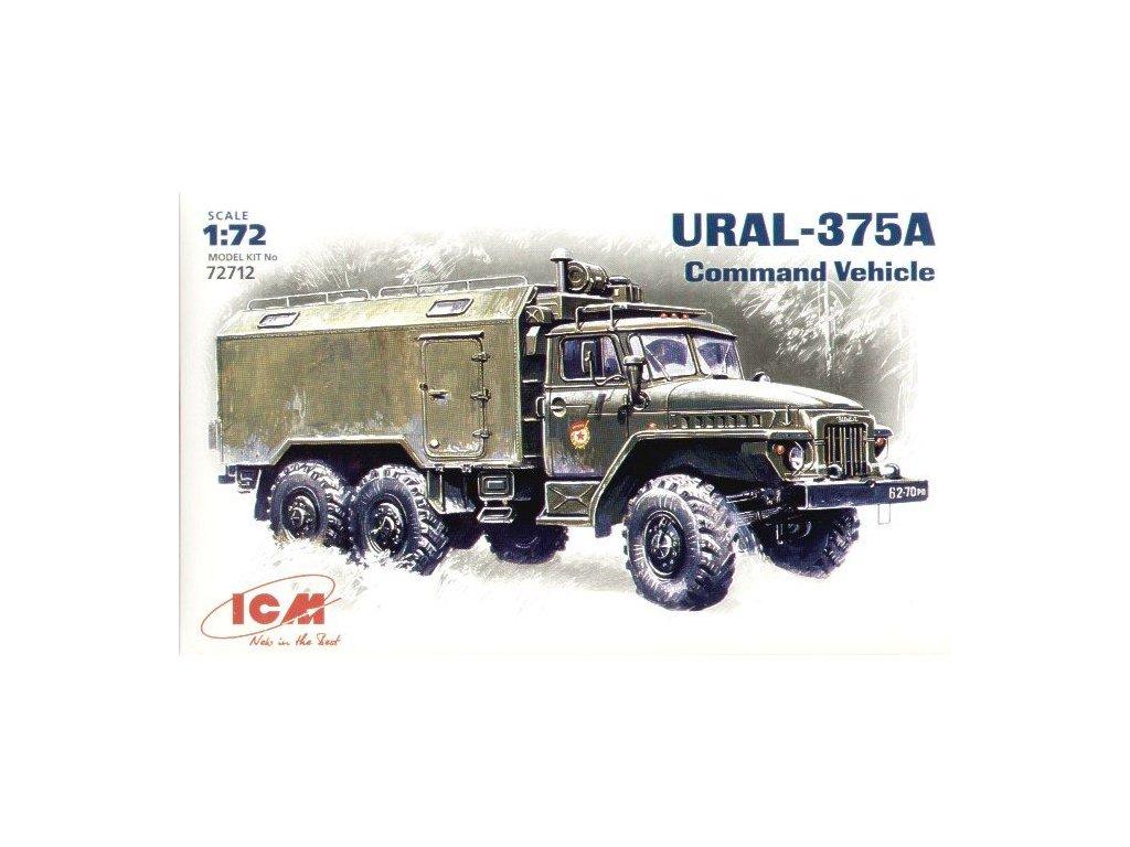 Ural 375A 1:72