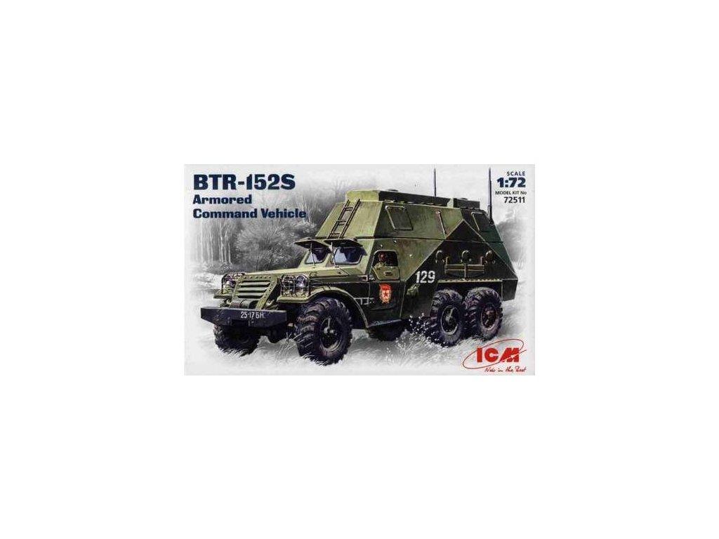 BTR-152S 1:72