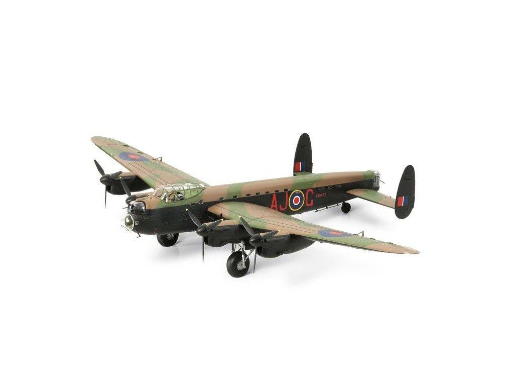 """Avro Lancaster B Mk.III Special """"Dambuster"""" 1:48"""
