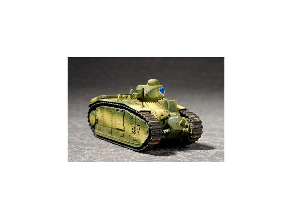Char B1 Heavy Tank 1:72