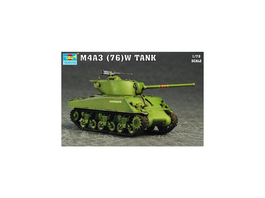 M4A3 76(W) 1:72