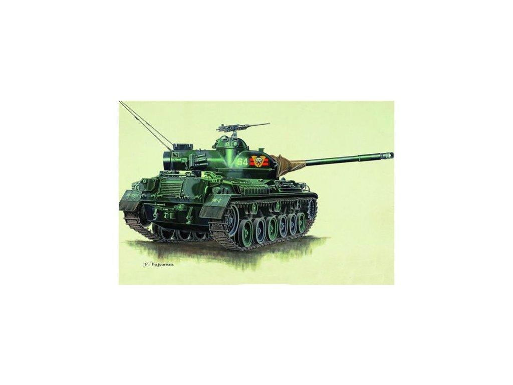Japan type 61 tank 1:72