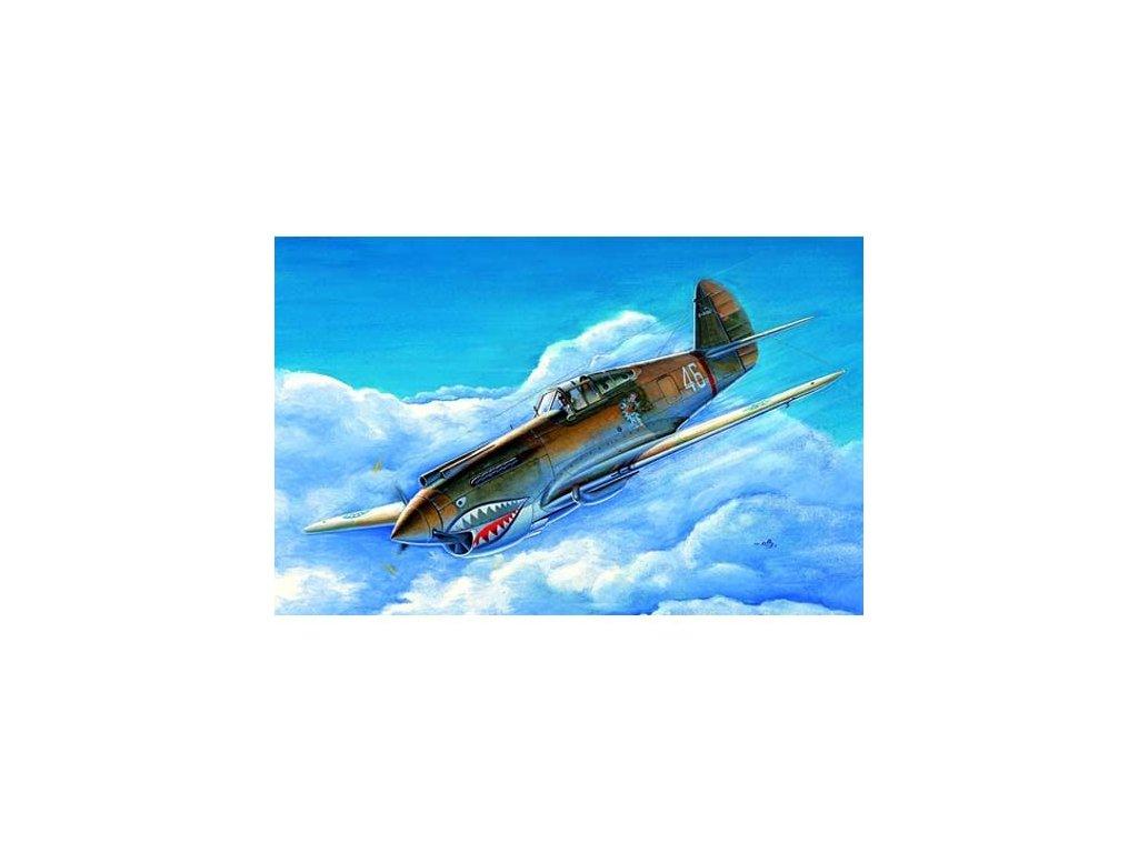 P-40B/C Warhawk 1:72
