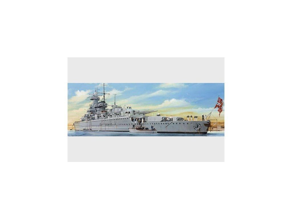 Admiral Graf Spee 1:350