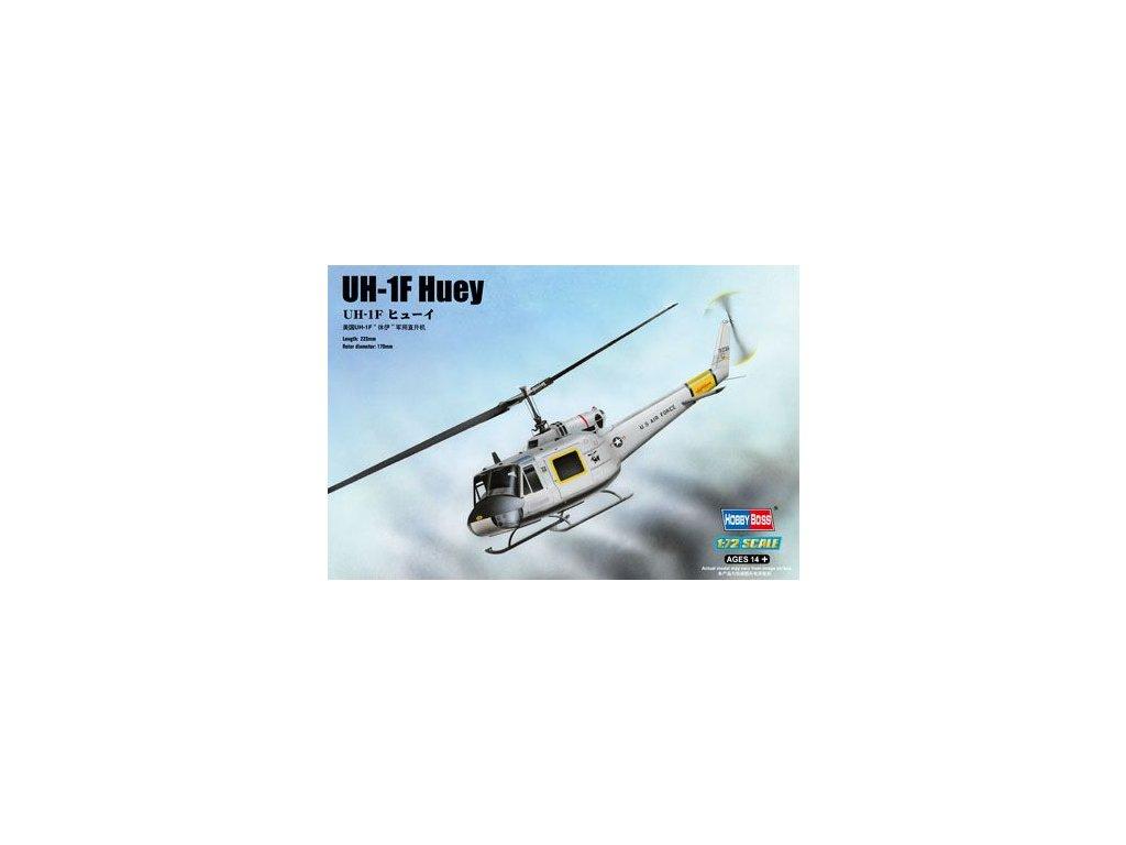 UH-1F Huey 1:72