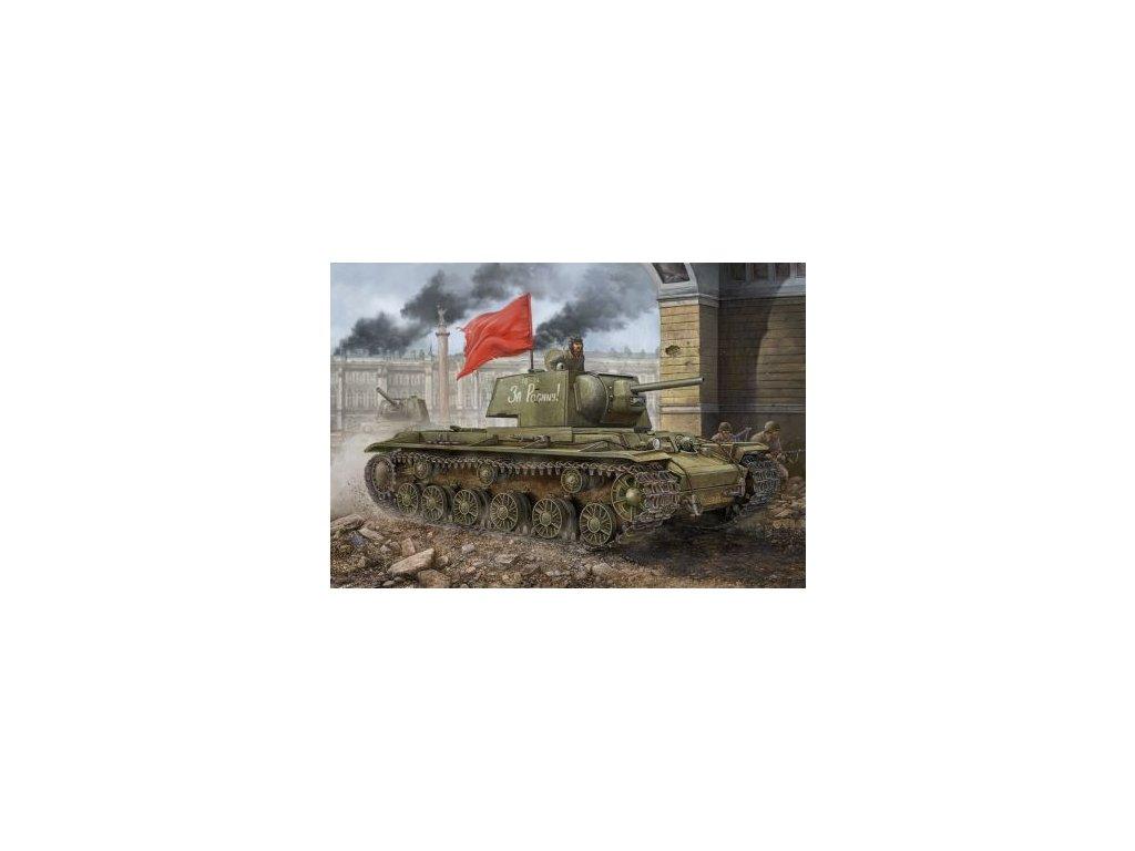 KV-1 1942 Simplified Turret 1:48