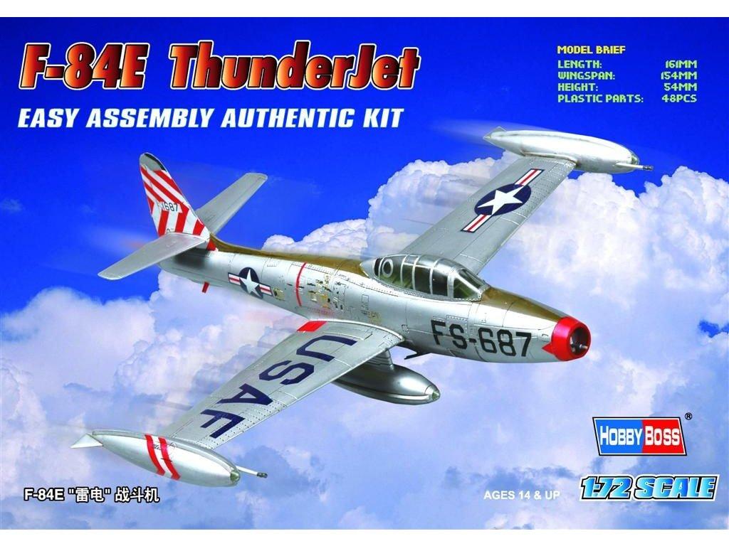 F-84E Thunderjet 1:72