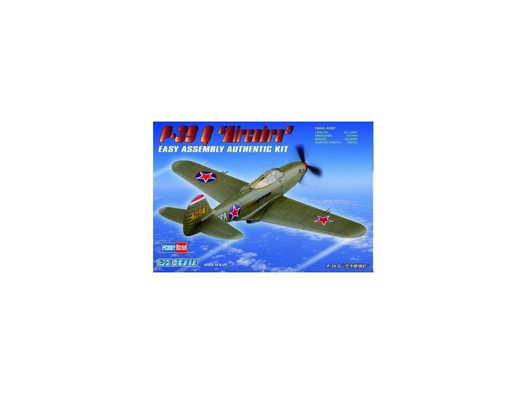 P-39Q Airacobra 1:72