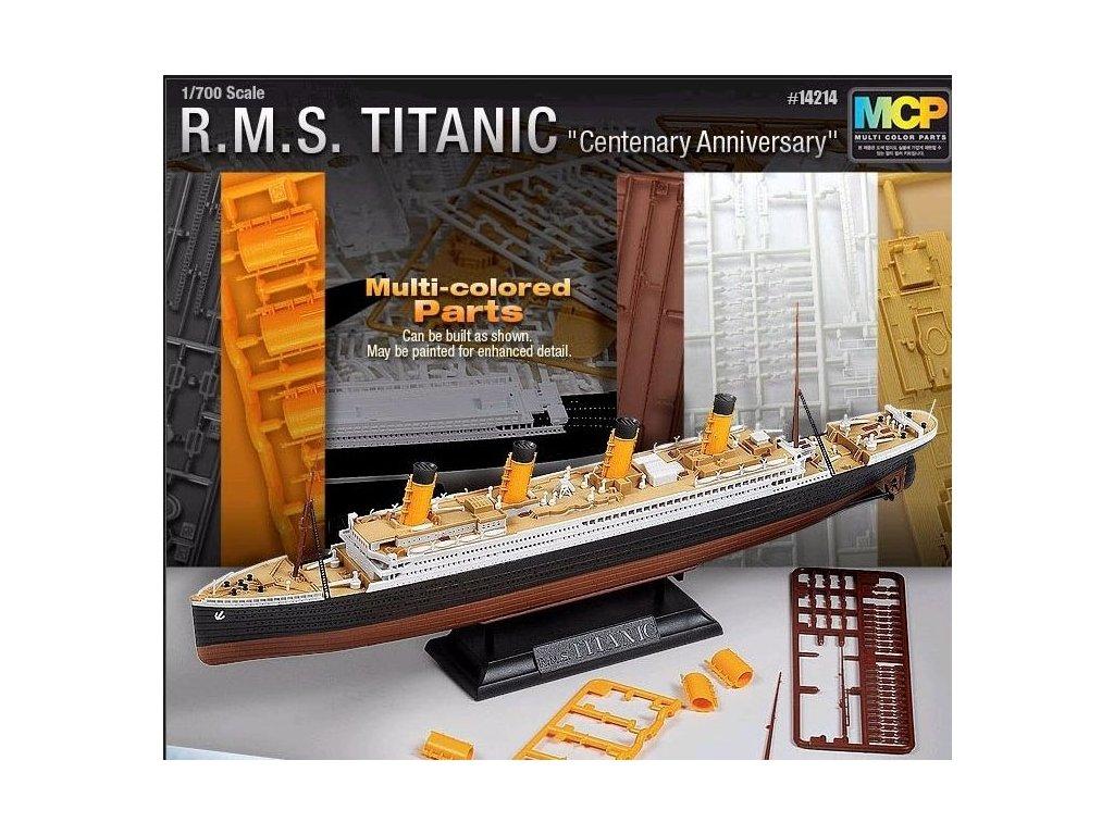 RMS Titanic Centenary Anniversary 1:700
