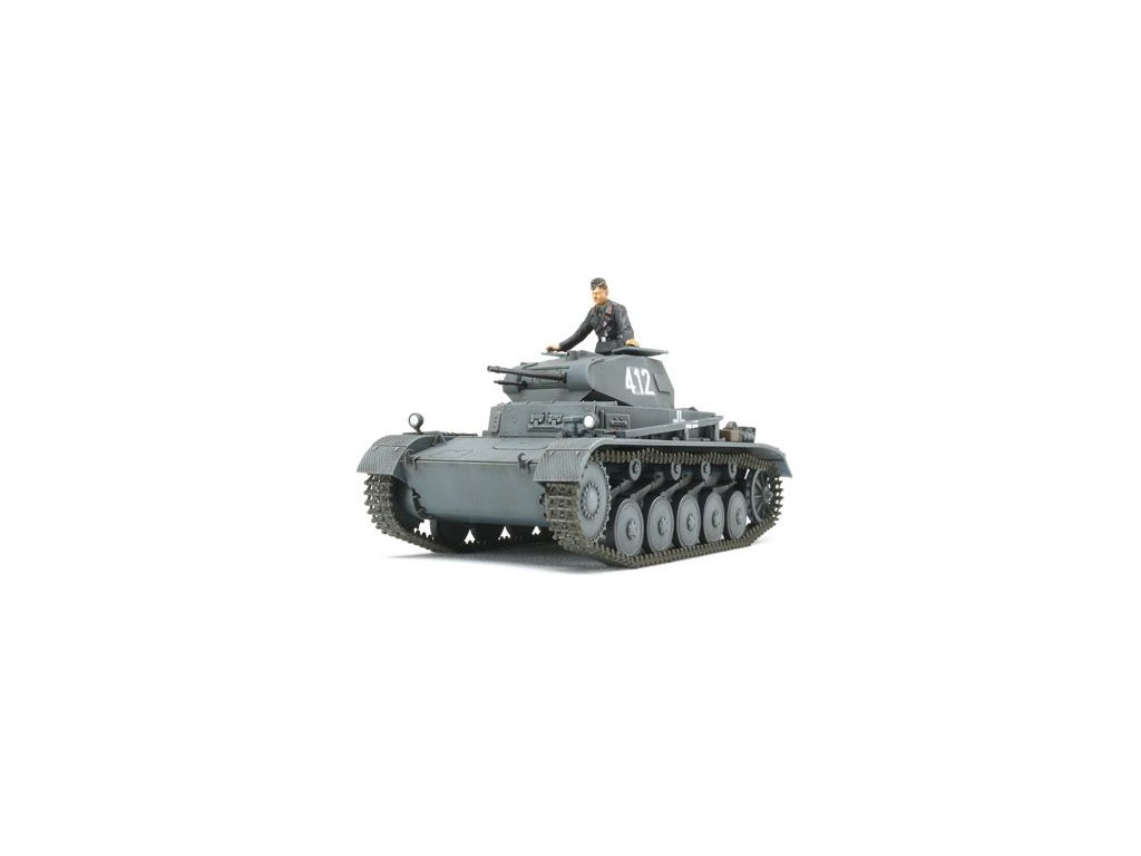 Panzer II A/B/C French Campaign 1:48