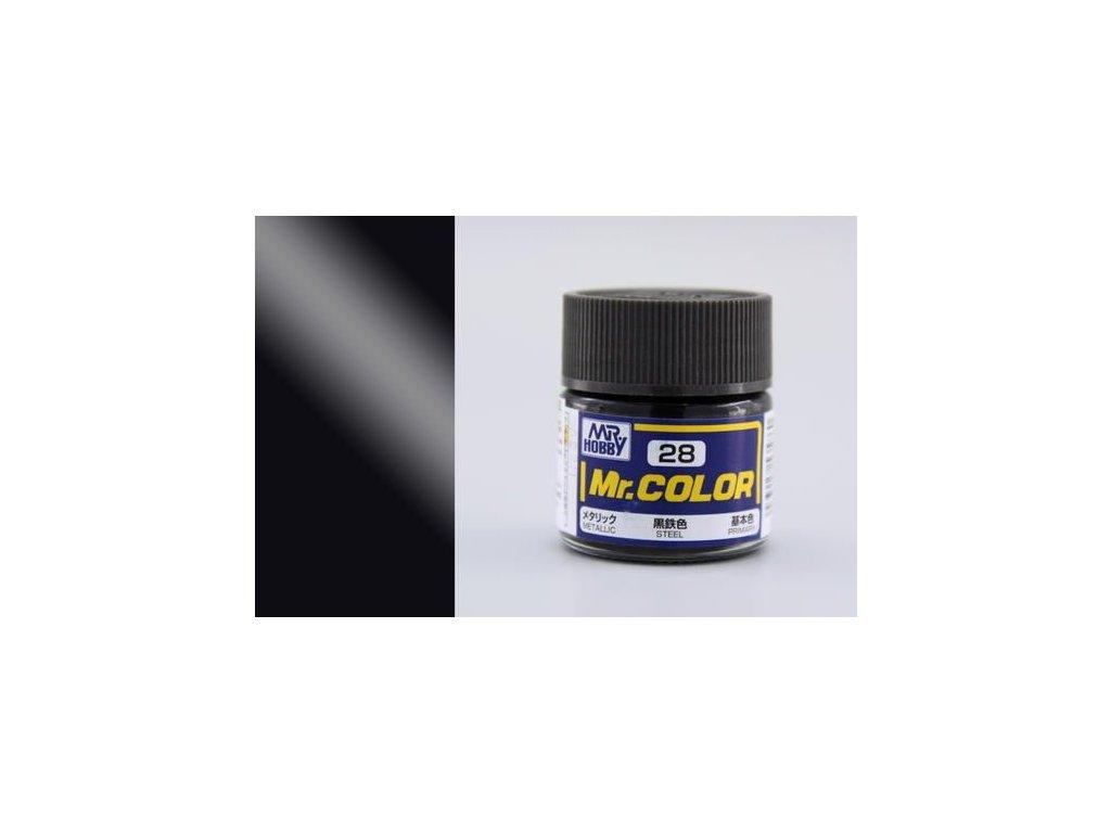 C028 Steel - Oceľ