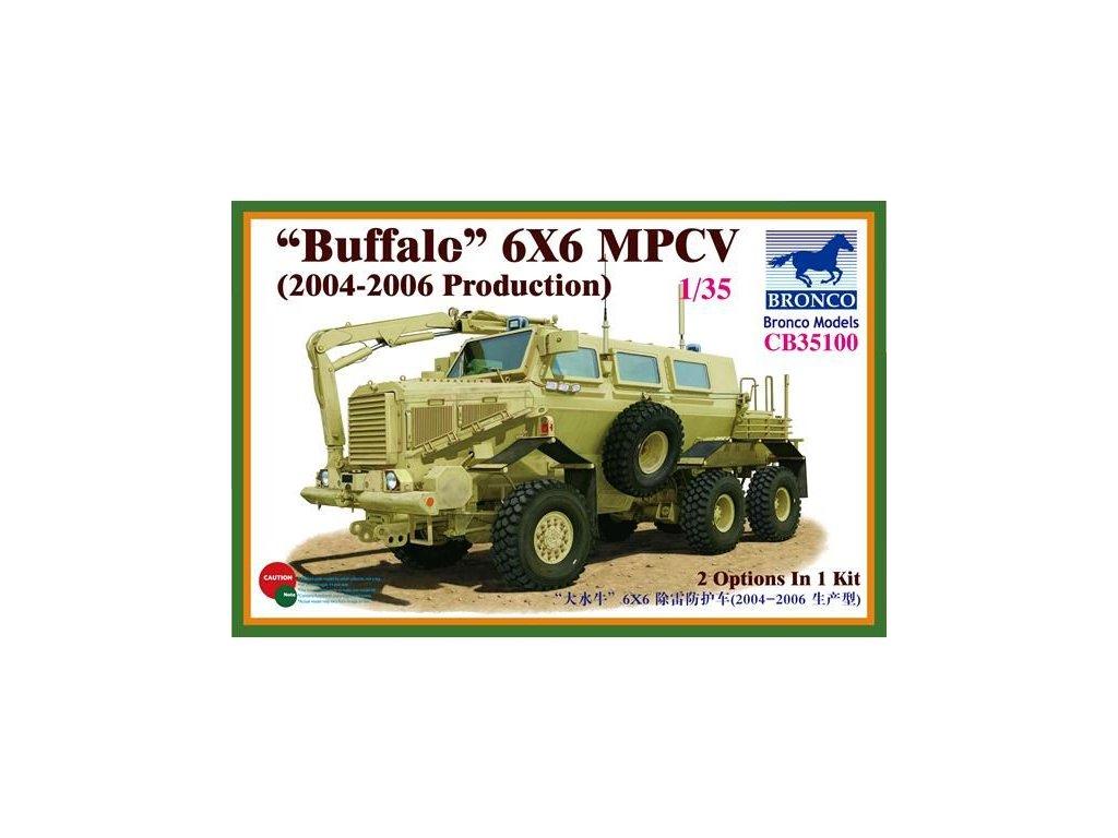 Buffalo 6x6 MPCV 1:35