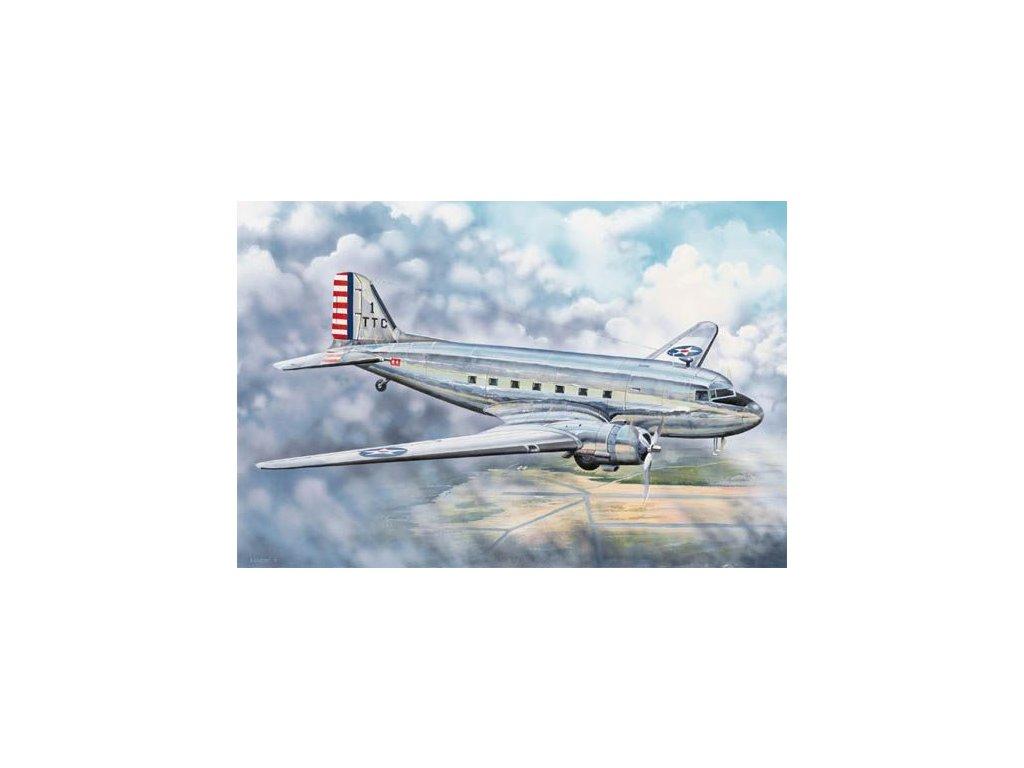 Douglas C-48C Skytrain 1:48