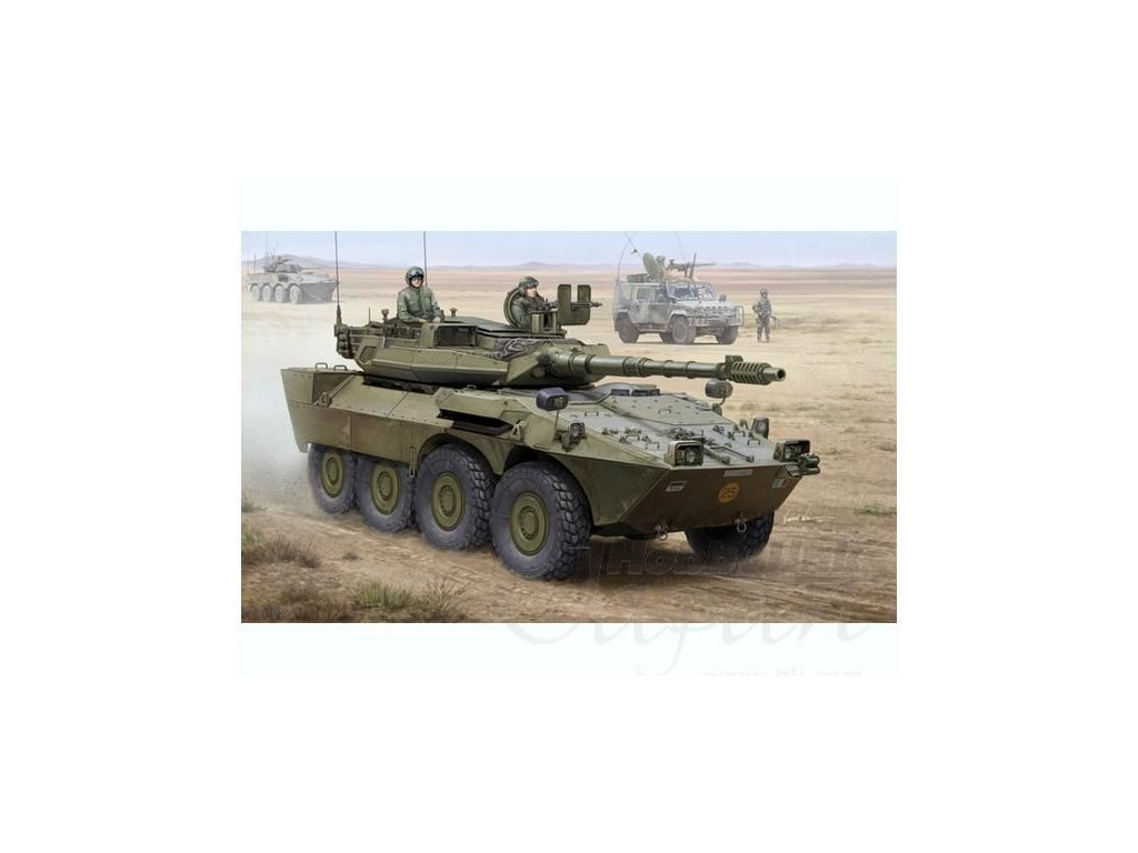 B1 Centauro AFV early version (2st version) with Armour 1:35