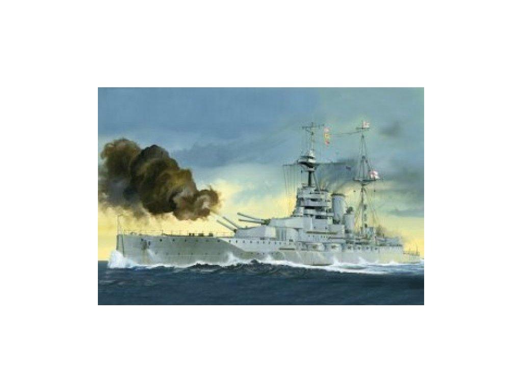 HMS Qeen Elizabeth 1918 1:700
