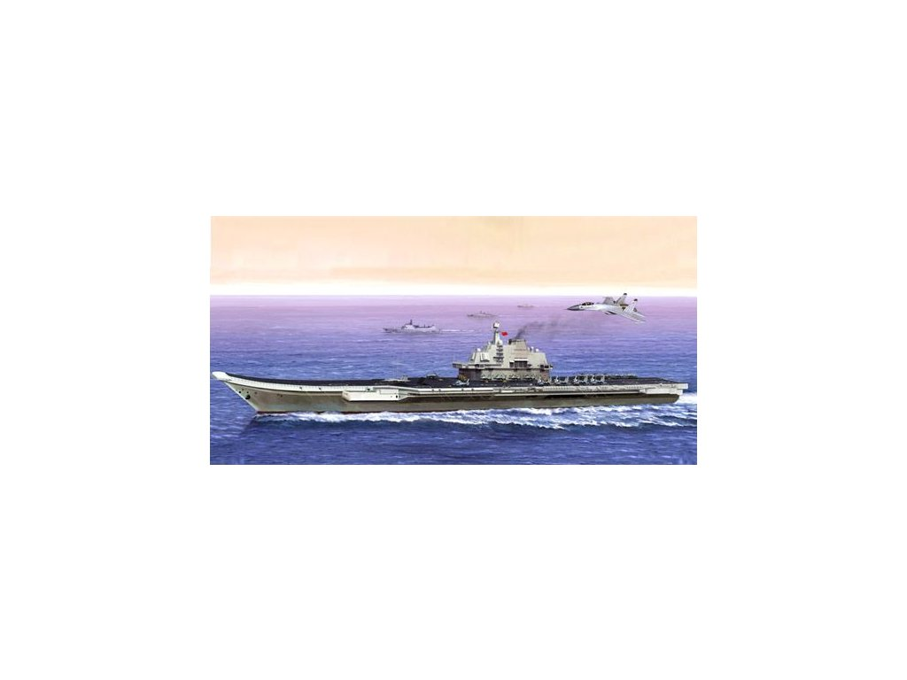 PLA Navy Aircraft Carrier 1:350