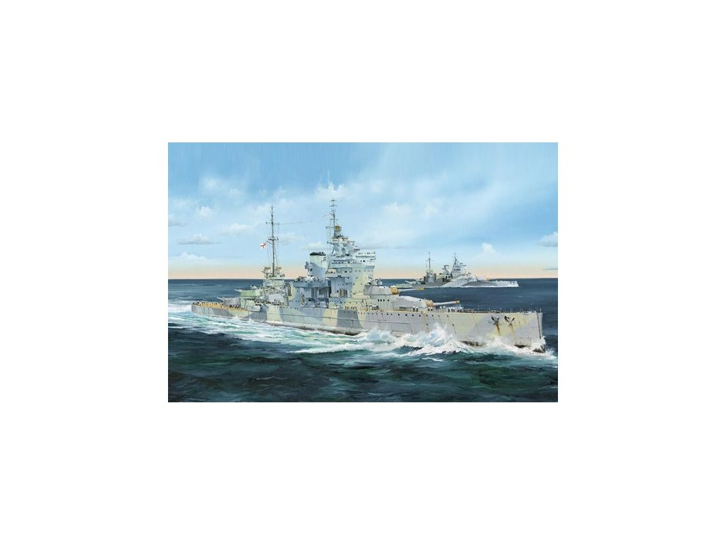 HMS Queen Elizabeth 1:350