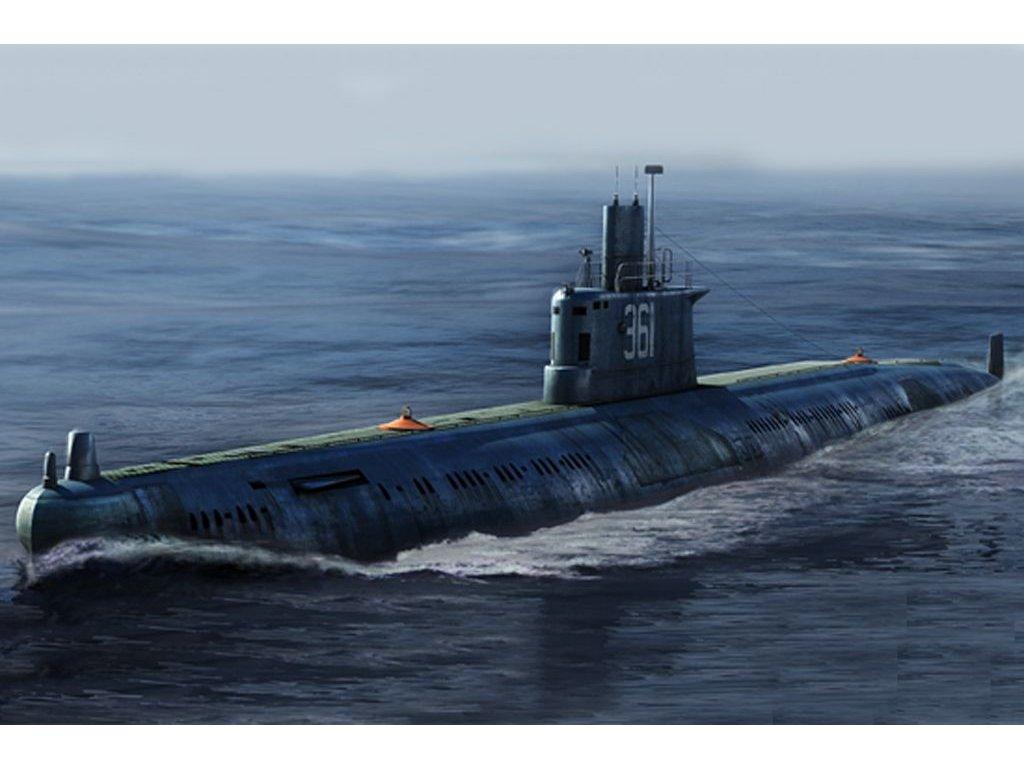 PLAN Type 035 Ming Class 1:350