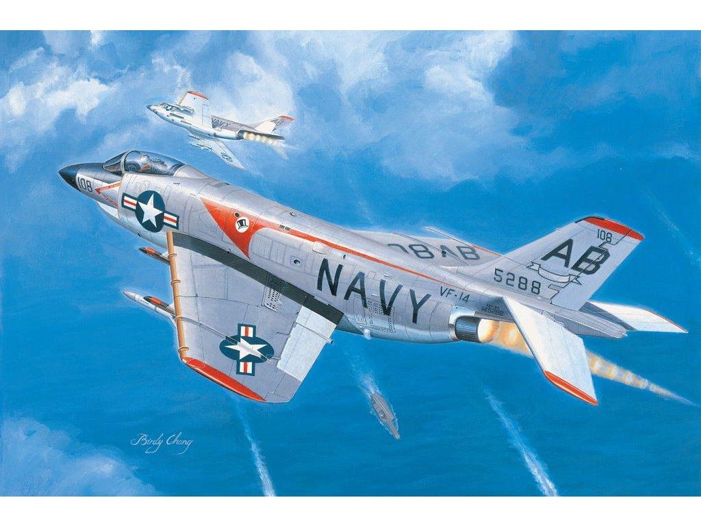 McDonnell F3H-2M Demon 1:48