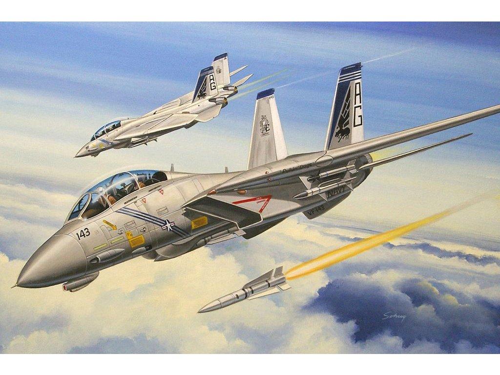 Grumman F-14B Tomcat 1:72