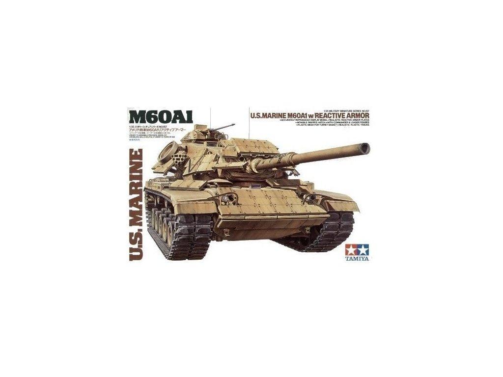 US Marine M60A1 1:35