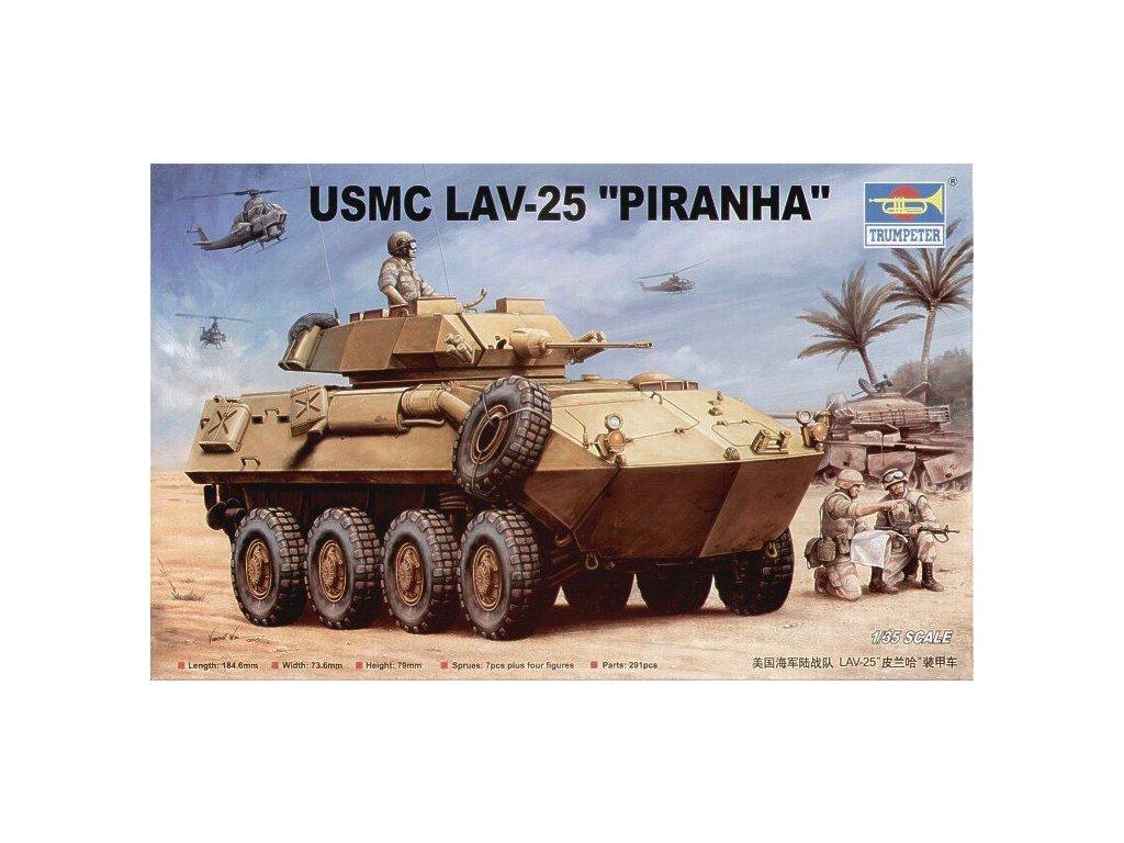 USMC LAV-25 Piranha 1:35