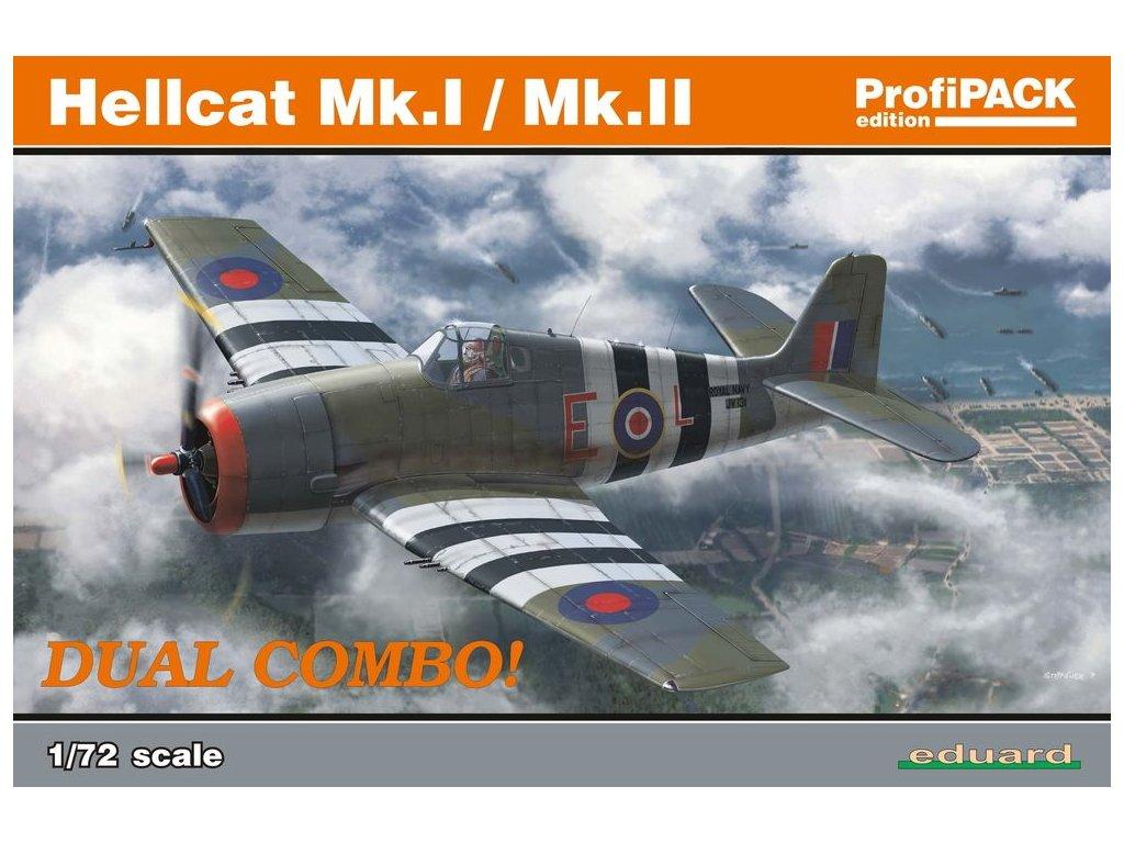 Hellcat Mk.I / Mk.II DUAL COMBO 1:72