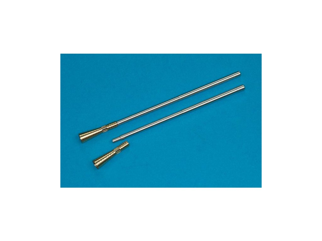 5.5cm Flak barrels (for E-50) 1:35
