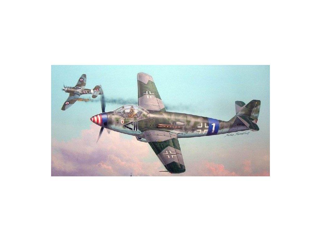 Messerschmitt Me509 1:48