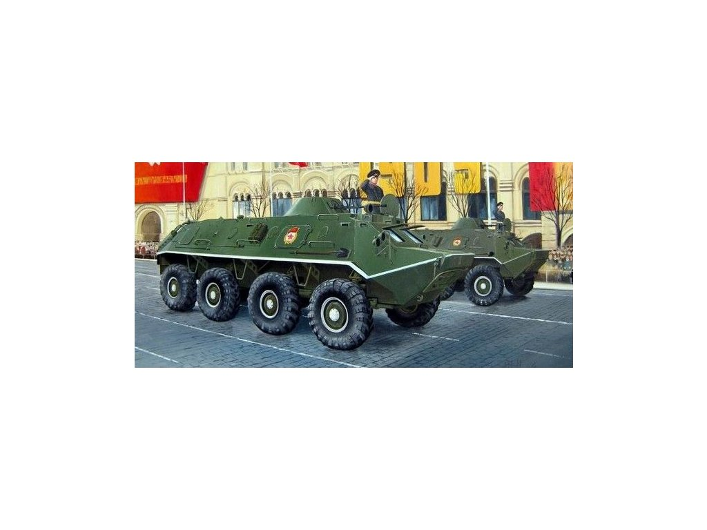 BTR-60PB 1:35