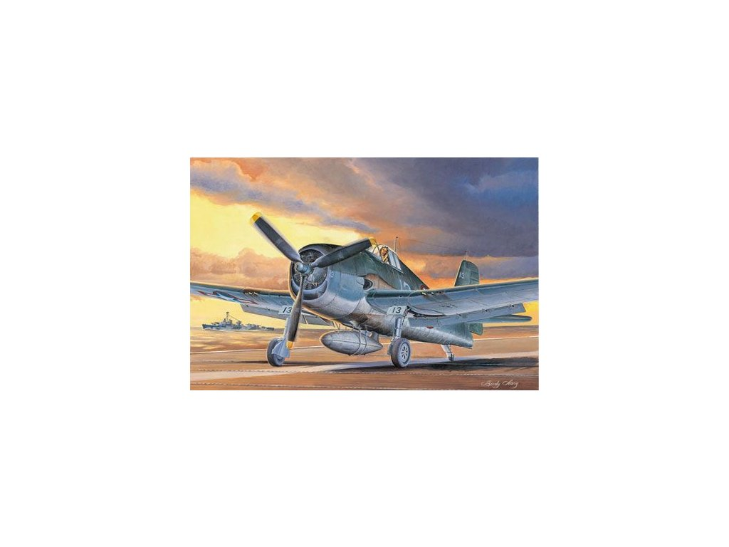 F6F-3 Hellcat late 1:48