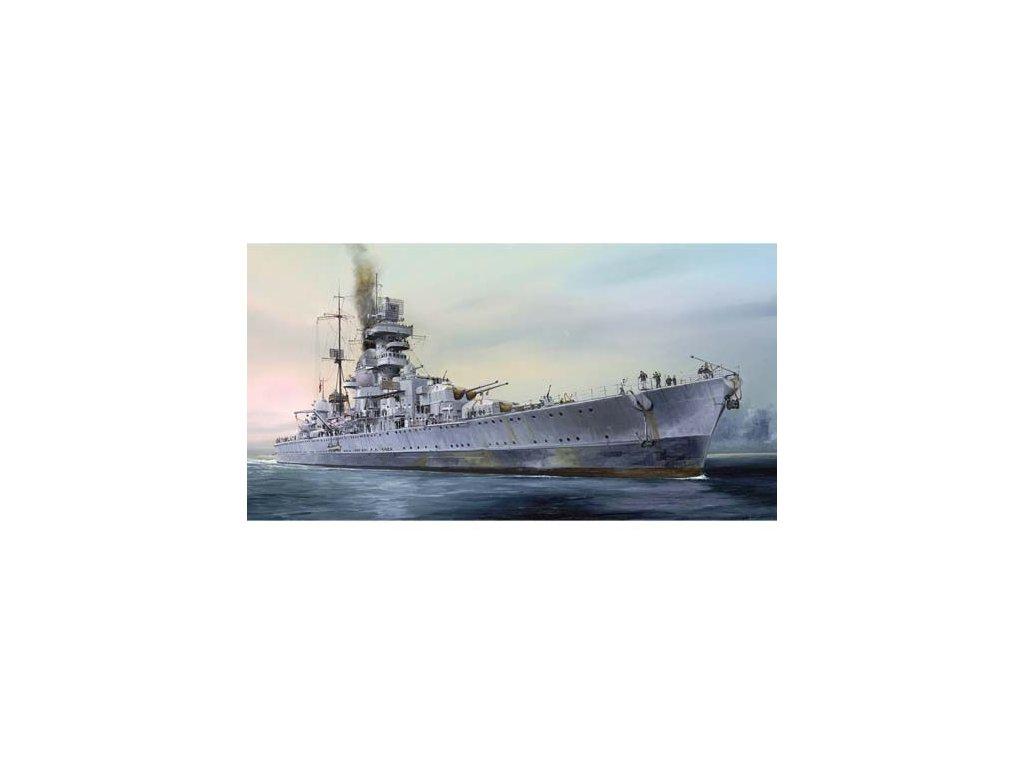 Prinz Eugen 1945 1:700