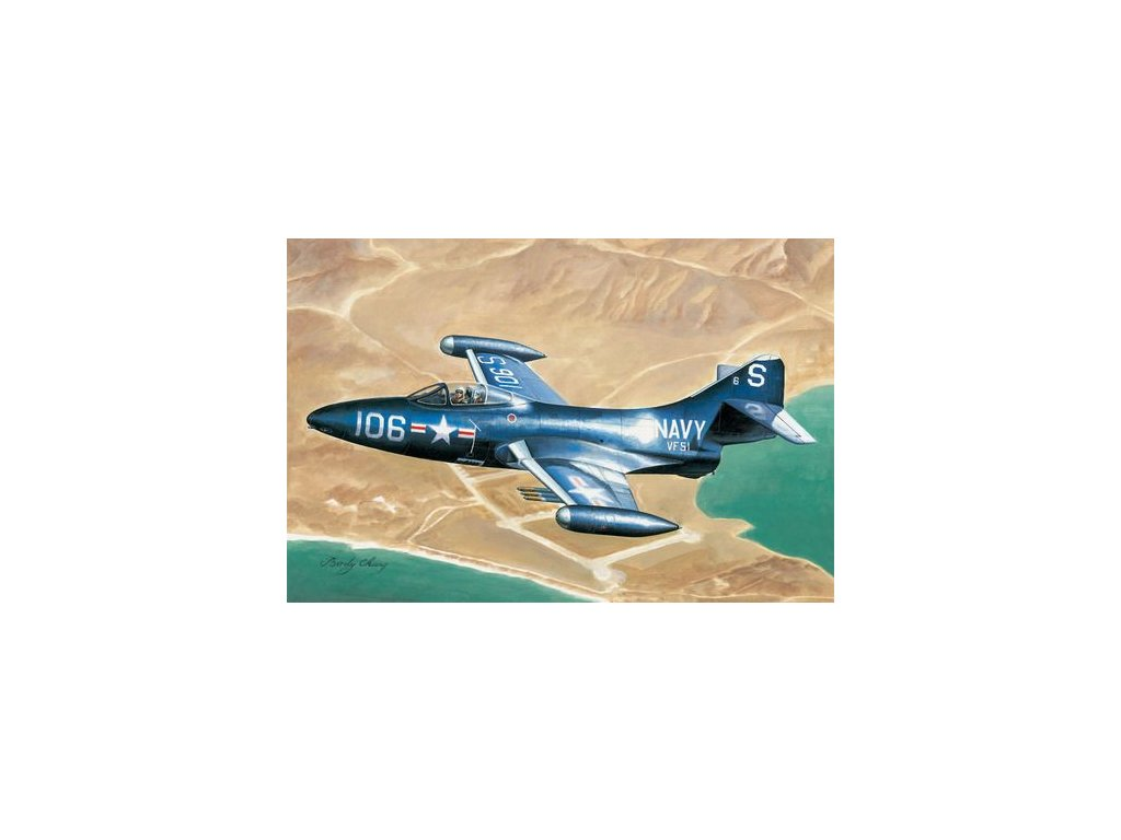 F9F-3 Panther 1:72