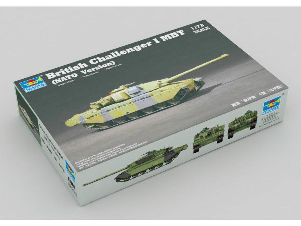 Challenger 1 MBT (NATO) 1:72