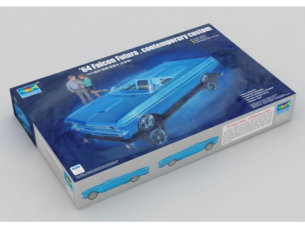 64 Falcon Futura contemporary custom 1:24