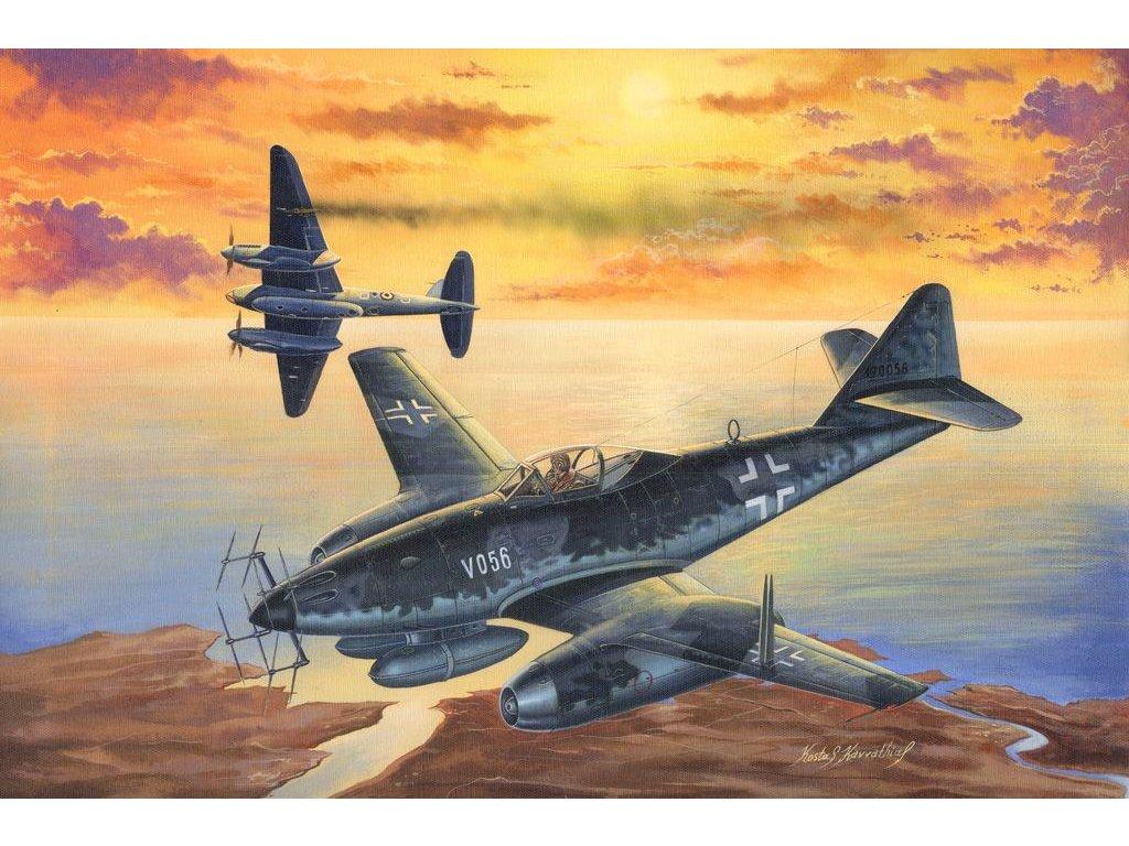 Me 262 A-1a/U2 (V056) 1:48