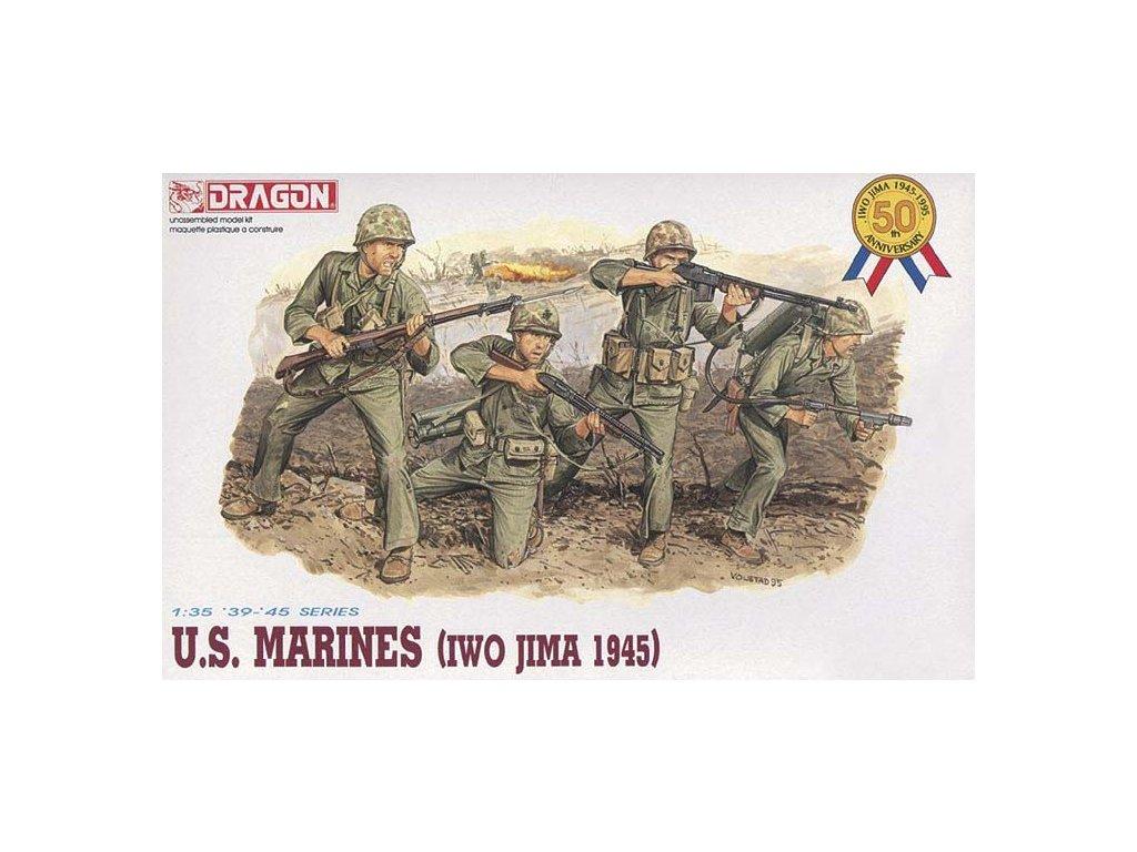 US Marines (Iwo Jima 45) 1:35
