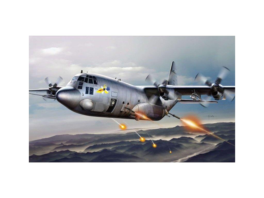 AC-130H Spectre 1:72