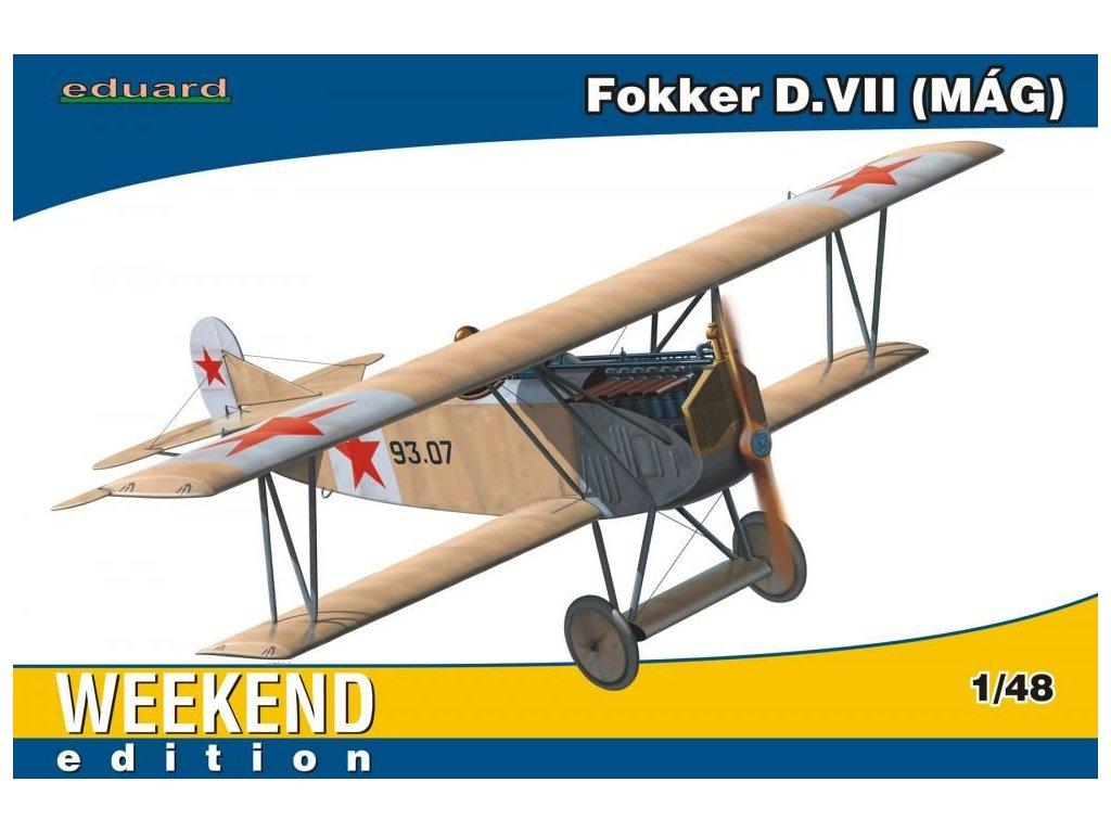 Fokker D.VII MAG 1:48