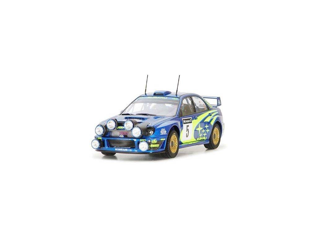 Impreza WRC2001 Great Britain 1:24