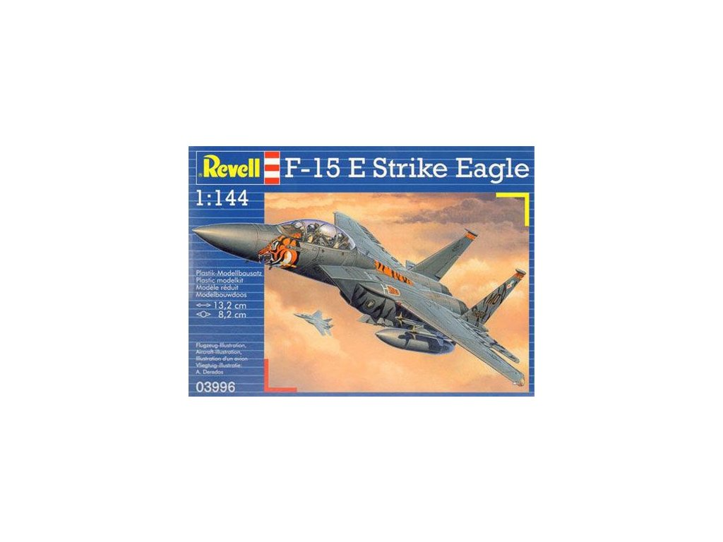 F-15E Strike Eagle 1:144