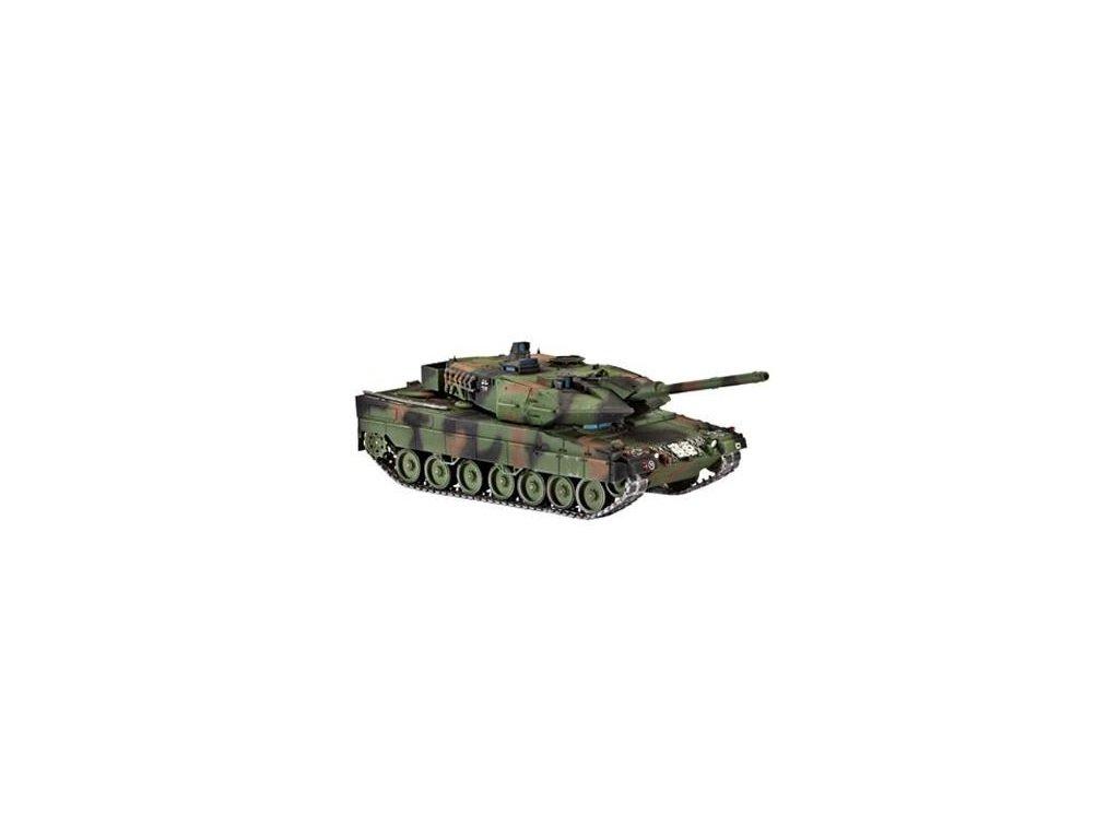 Leopard 2 A6/A6M 1:72
