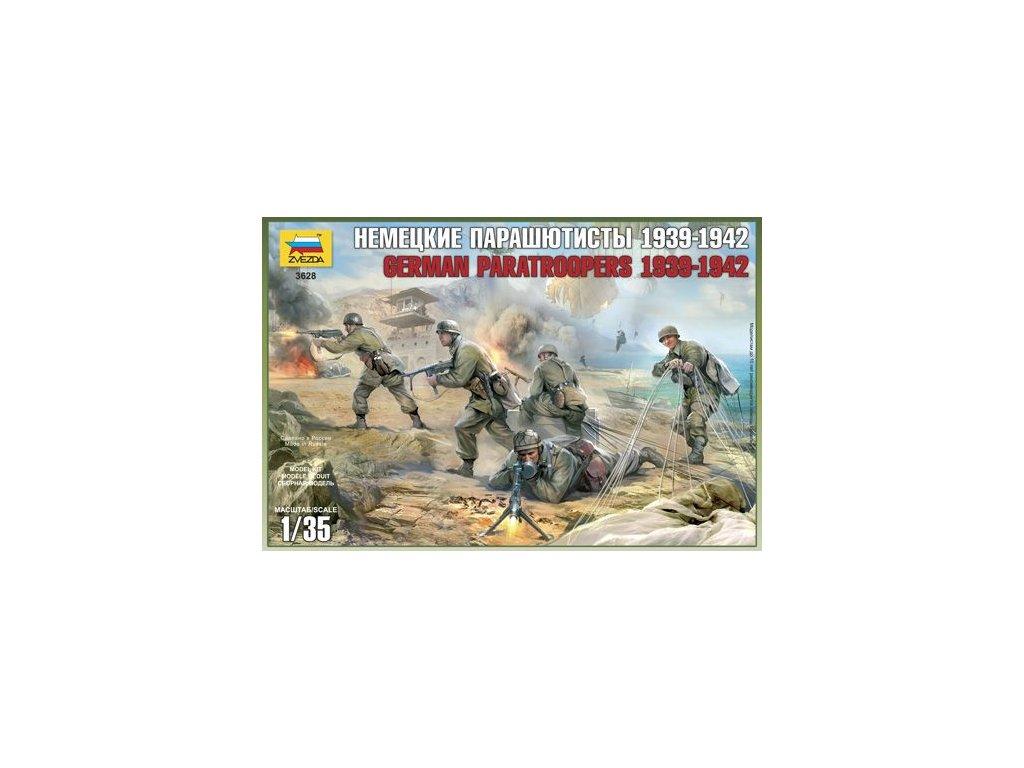 German Paratroopers 1939-1942 1:35