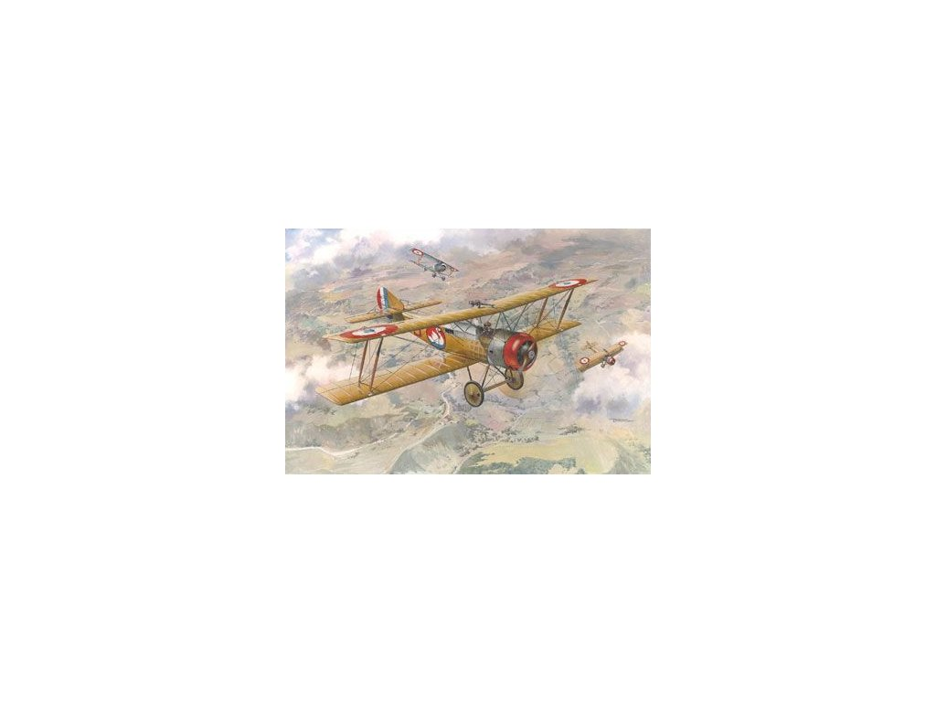 Sopwith 1B1 French bomber 1:48