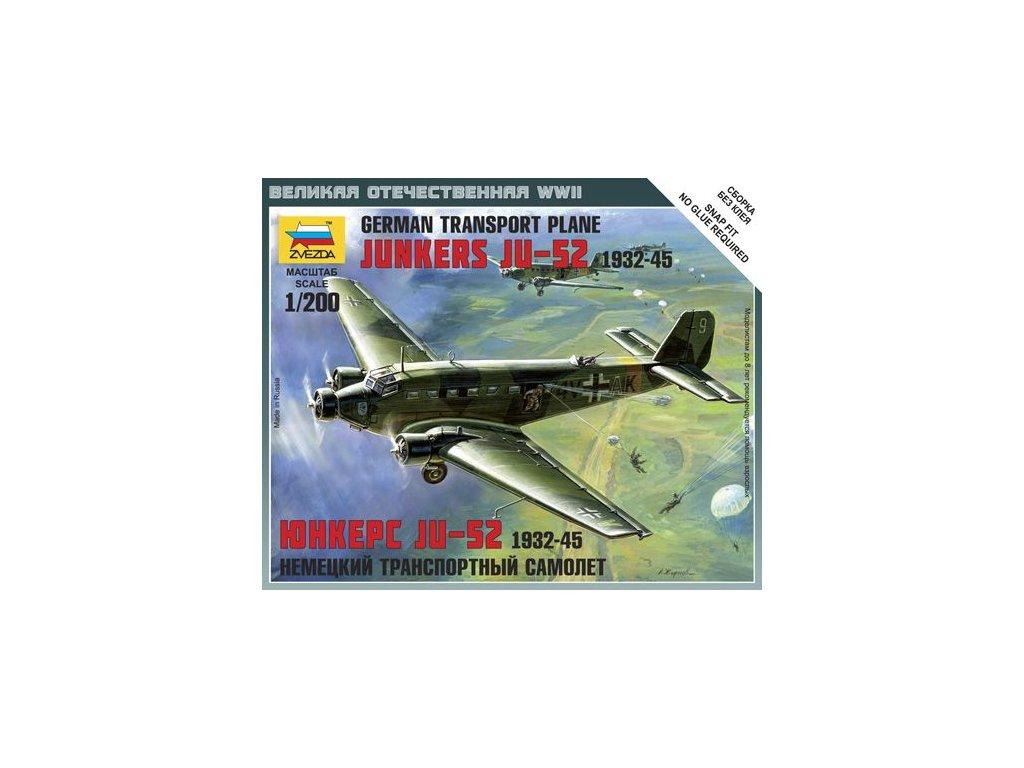 Junkers Ju-52 1:200