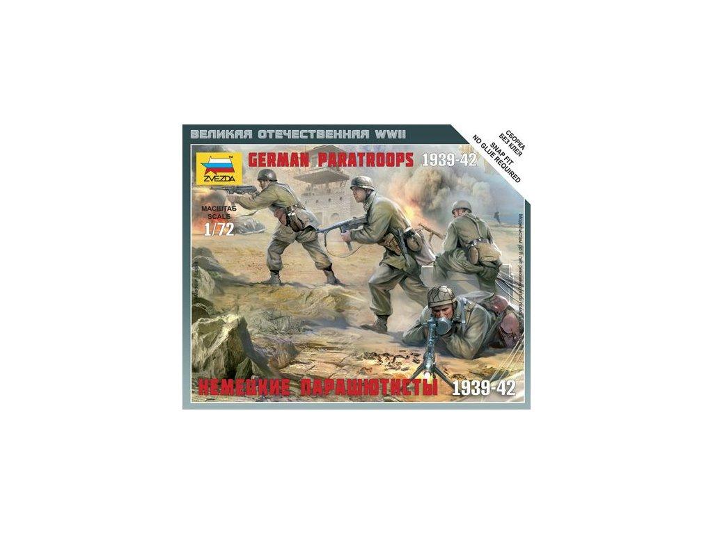 German paratroops 1939-42 1:72