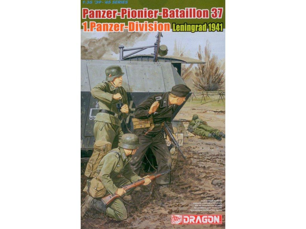 Panzer Pionier Batalion 37, Leningrad 41 1:35