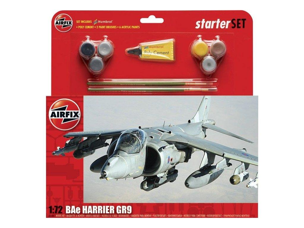 BAe Harrier GR9 Large Starter Set 1:72