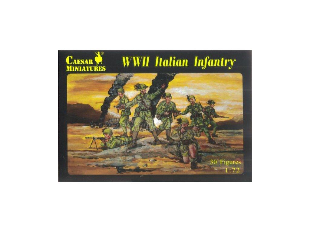 Italian Infantry WWII 1:72